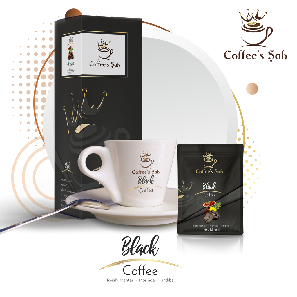 Coffee' Şah Black Coffee