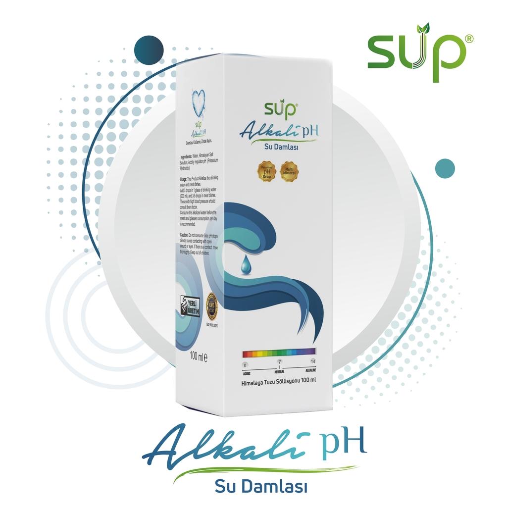 Sup Alkali Ph Damlası