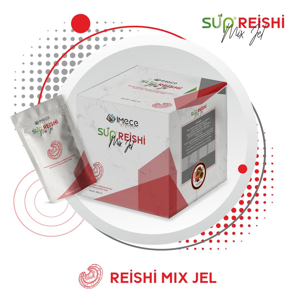 Sup Reishi Mix Jel
